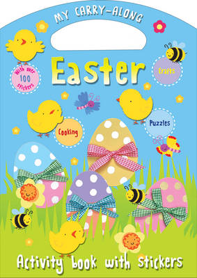 My Carry-along Easter Activity Book with Stickers by Jocelyn Miller