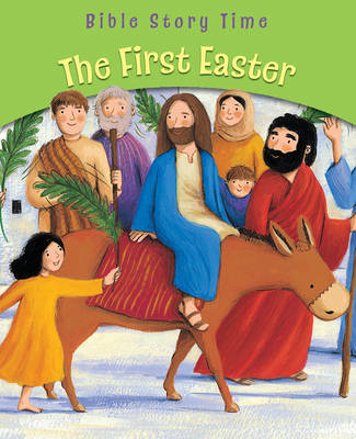 Cover for The First Easter by Sophie Piper