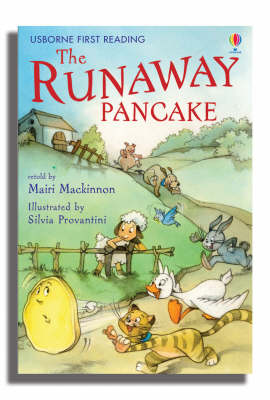 The Runaway Pancake by Mairi Mackinnon