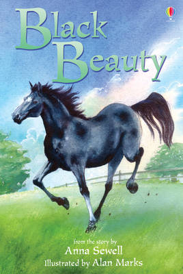 Cover for Black Beauty (retold by Mary Sebag-Montefiore) by Anna Sewell