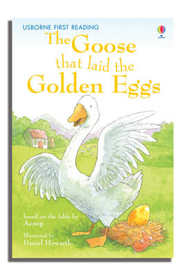 The Goose That Laid The Golden Egg by Mairi Mackinnon