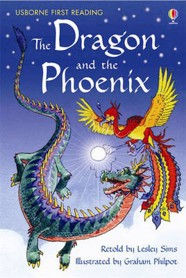 The Dragon And The Phoenix by Lesley Sims