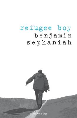 Book Cover for Refugee Boy by Benjamin Zephaniah