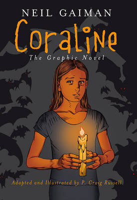 Coraline (graphic novel) by Neil Gaiman