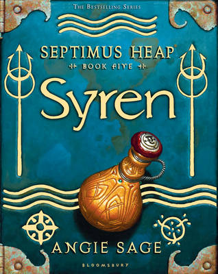 Septimus Heap: Syren by Angie Sage