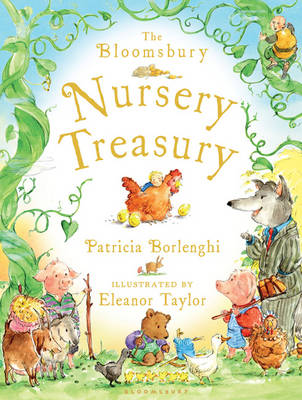 The Bloomsbury Nursery Treasury by Patricia Borlenghi
