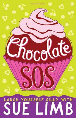 Cover for Chocolate SOS A Jess Jordon Story by Sue Limb