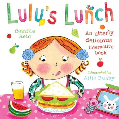 Lulu's Lunch by Camilla Reid