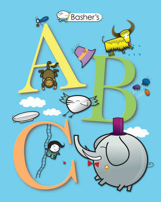 Cover for Basher's ABC by Simon Basher