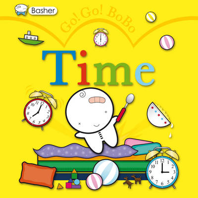 Go! Go! Bobo! Time by Simon Basher