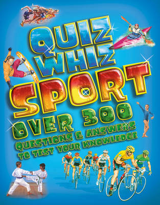 Cover for Quiz Whiz: Sport by Tom Jackson
