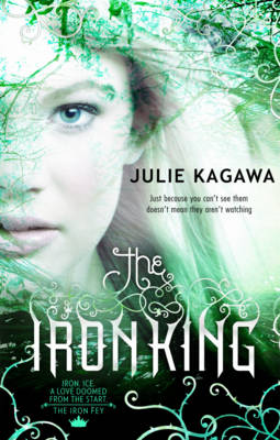 The Iron King (The Iron Fey Book 1) by Julie Kagawa