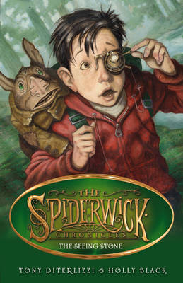 The Seeing Stone - Spiderwick Chronicles 2 by Holly Black, Tony DiTerlizzi
