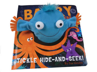 Barry the Fish with Fingers : Tickle Hide & Seek by Sue Hendra