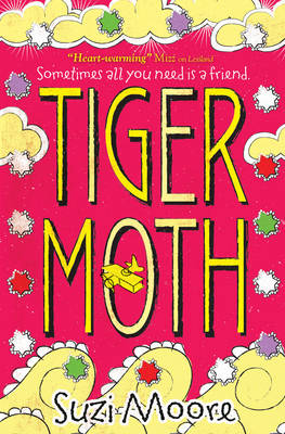 Tiger Moth by Suzi Moore
