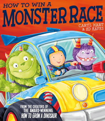 How to Win a Monster Race by Caryl Hart