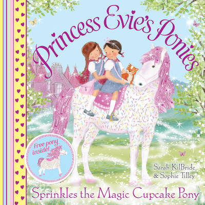 Sprinkles the Magic Cupcake Pony by Sarah KilBride