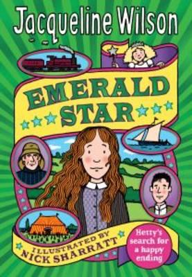 Emerald Star by Jacqueline Wilson