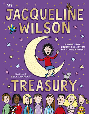 The Jacqueline Wilson Treasury by Jacqueline Wilson