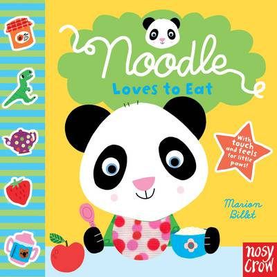 Noodle Loves to Eat by Marion Billet