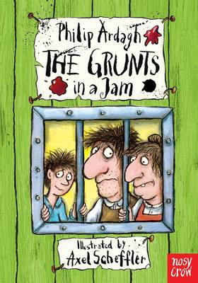 The Grunts in a Jam by Philip Ardagh
