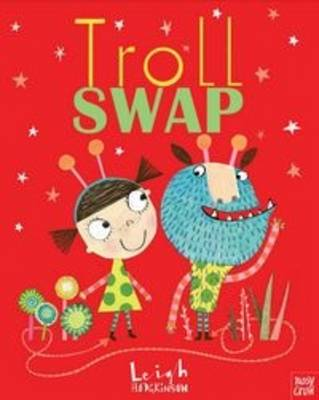Cover for Troll Swap by Leigh Hodgkinson