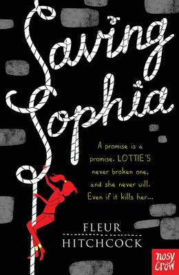 Cover for Saving Sophia by Fleur Hitchcock