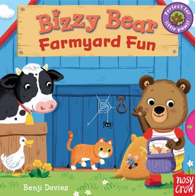 Bizzy Bear Fun on the Farm by