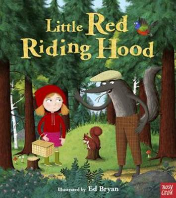 Cover for Little Red Riding Hood by Ed Bryan
