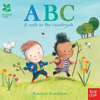 Cover for The National Trust: ABC: A Walk in the Countryside by Rosalind Beardshaw