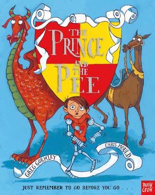 The Prince and the Pee by Greg Gormley