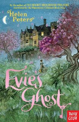 Cover for Evie's Ghost by Helen Peters