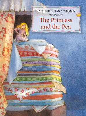 Cover for The Princess and the Pea by Hans Christian Andersen