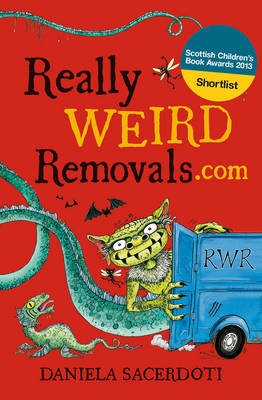 Really Weird Removals.Com by Daniela Sacerdoti