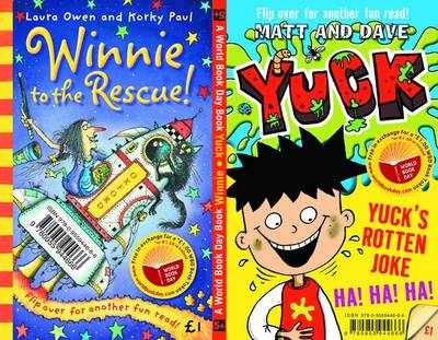 Winnie to the Rescue  -  Yuck's Rotten Joke by Laura Owen  -  Matt & Dave