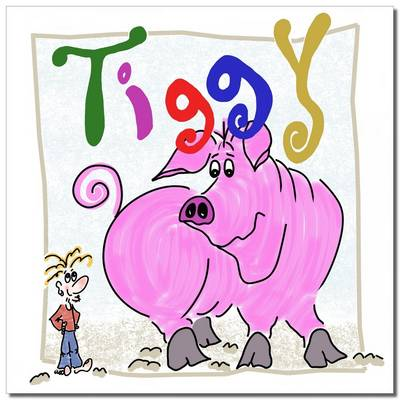 Tiggy by Jacquie Trajan