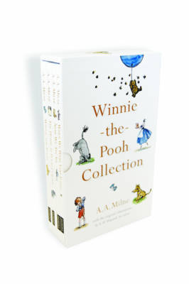 Winnie the Pooh Collection (slipcase edition) by A.A. Milne