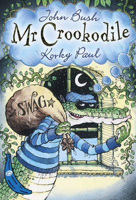 Mr. Crookodile by John Bush