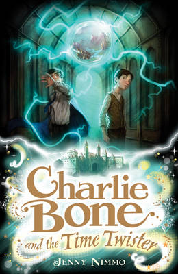 Charlie Bone and the Time Twister (Book 2) by Jenny Nimmo