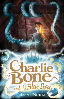 Charlie Bone and the Blue Boa (Book 3) by Jenny Nimmo