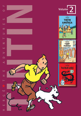 The Adventures of Tintin: Vol 2  by Herge
