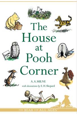 Cover for The House at Pooh Corner by A.A. Milne