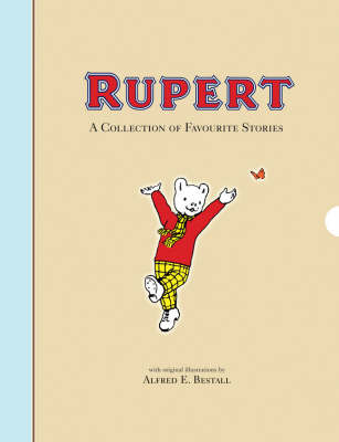 Rupert A Collection of Favourite Stories by Alfred Bestall