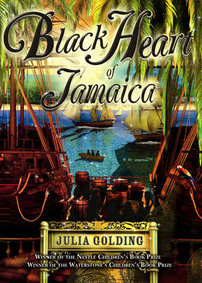 Black Heart Of Jamaica (A Cat Royal Novel) by Julia Golding