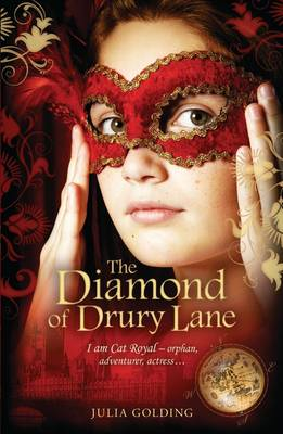 The Diamond of Drury Lane (A Cat Royal Novel) by Julia Golding