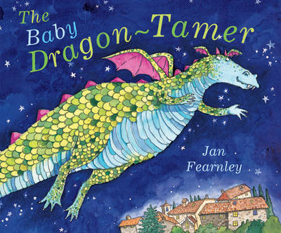 Baby Dragon Tamer by Jan Fearnley