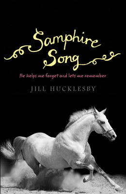 Cover for Samphire Song by Jill Hucklesby