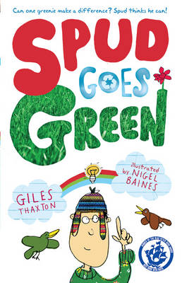 Spud Goes Green by Giles Thaxton