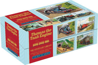 Thomas the Tank Engine : The Centenary Library by Rev W. Awdry