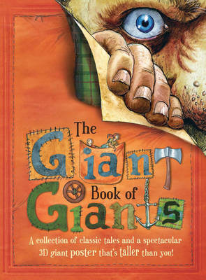Cover for The Giant Book of Giants by Saviour Pirotta